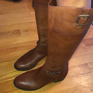 I.N.C Leather Boots